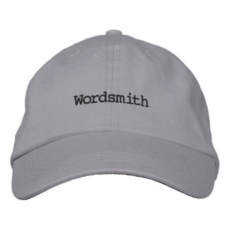 Writer's cap