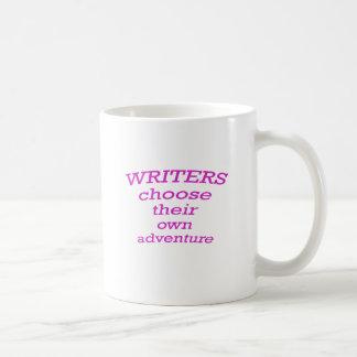 Writers Choose their own Adventure Coffee Mug