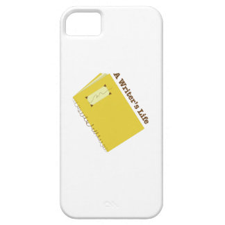 Writers Life iPhone 5 Covers