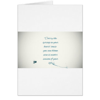 writers Quote Card