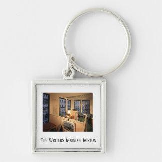Writers' Room of Boston key ring