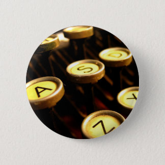 Writer's Way 6 Cm Round Badge