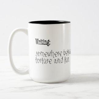 Writing: Mug