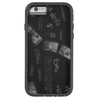 Writing Photogram Tough Xtreme iPhone 6 Case