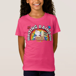 Writing Rainbow Girl's Shirt