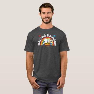 Writing Rainbow Men's Shirt