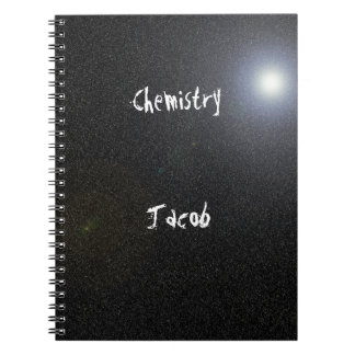 Written in the Stars Spiral Notebook