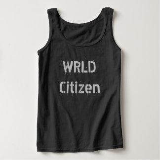 WRLD Citizen Singlet
