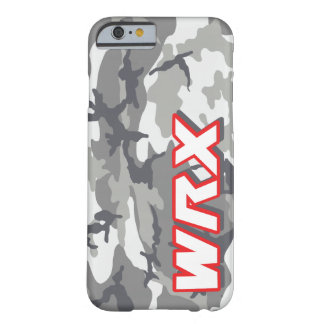 WRX Urban Camo iPhone 6 case Barely There iPhone 6 Case