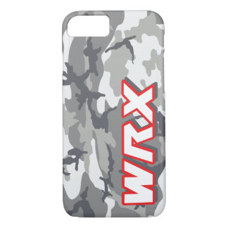 WRX Urban Camo iPhone 7 case