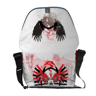 WS Guns/Wings bag Messenger Bag