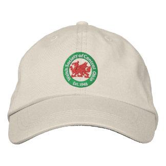 WSCO Logo Ball Cap - Stone Embroidered Baseball Cap