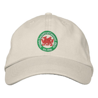 WSCO Logo Ball Cap - Stone Embroidered Baseball Cap