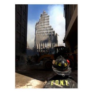 WTC3 POSTCARD