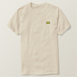 WtC Crown Logo Embroidered Tee