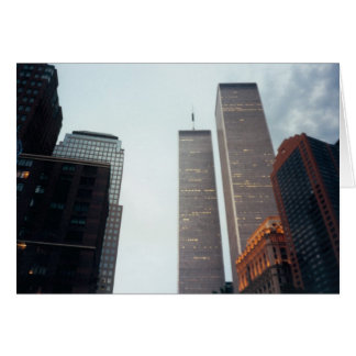wtc street remember card
