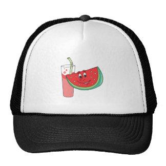 Wtermelon & Drink Trucker Hat