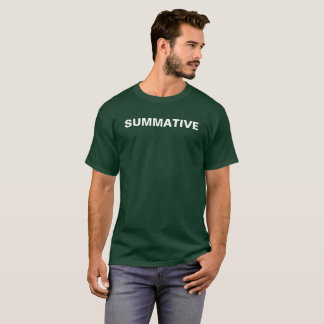 WTES Evaluation T-Shirt