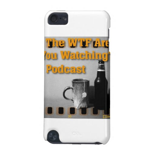 WTF Are You Watching iPod Case iPod Touch 5G Covers