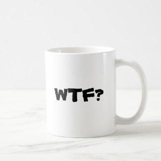 WTF? BASIC WHITE MUG