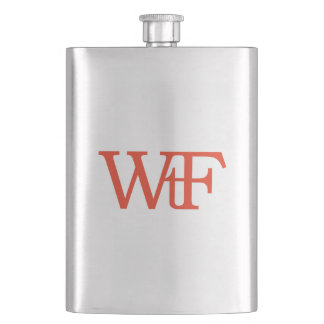 WtF Hip Flask