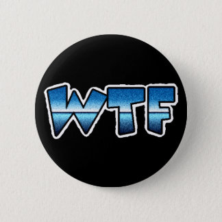 WTF  Marks Humorous Button