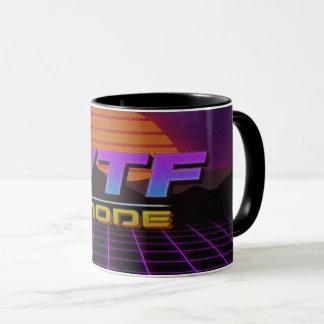WTF Mode Mug