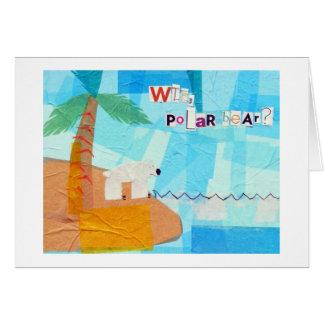 WTF, Polar Bear? Card