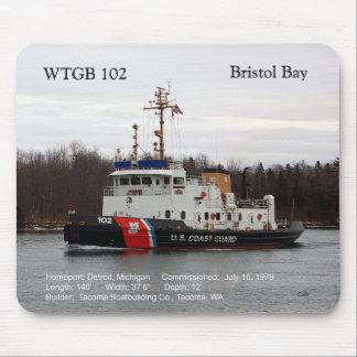 WTGB 102 Bristol Bay mousepad