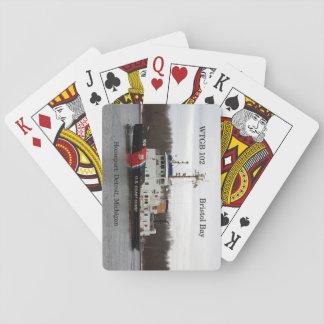 WTGB 102 Bristol Bay playing cards