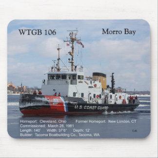 WTGB 106 Morro Bay mousepad