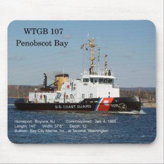 WTGB 107 Penobscot Bay mousepad