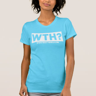 WTH? What the HELLP? Awareness Tee