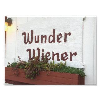 Wunder Wiener Stand Route 9 Bayville Berkeley Photo Print