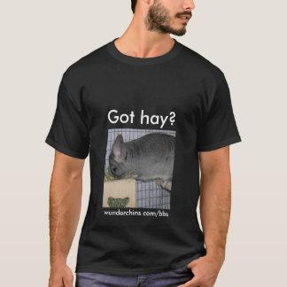 Wunderchins Got Hay Men's dark T-Shirt