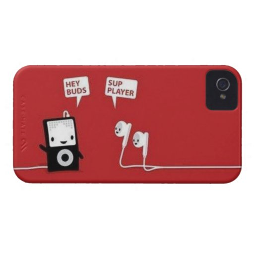 Wus up Player? Blackberry Case