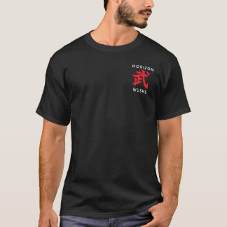 Wushu Sword Fighter T-Shirt