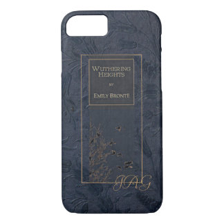 Wuthering Heights Emily Bronte Monogram iPhone 7 Case