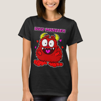 WUV MONSTER T-Shirt