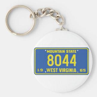 WV65 KEY RING
