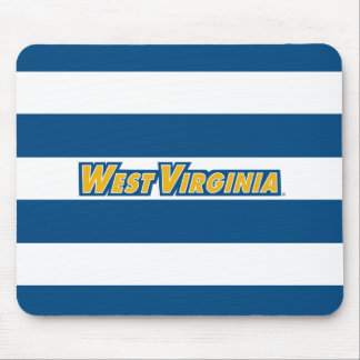 WV West Virginia Mark Mouse Pad