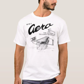 WW1 Aero Wright Model A T-Shirt