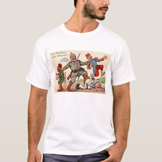 WW1 German Propaganda - Reenacting T-Shirt