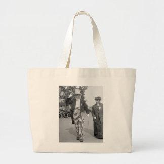 WW1 Uncle Sam, 1916 Jumbo Tote Bag