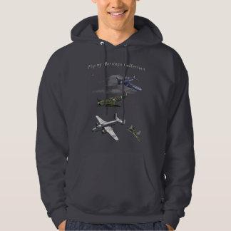 ww2 aircraft hoodie