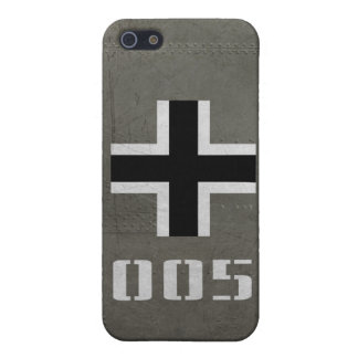 WW2 German Tanks Textures Case iPhone 5/5S Case