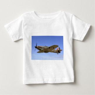 WW2 Hurricane Fighter Plane Baby T-Shirt