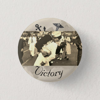 WW2 Kiss Button