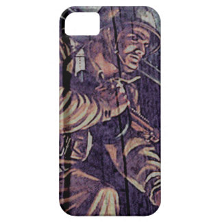 "WW2 Poster ""jump"" iPhone 5 Cover"