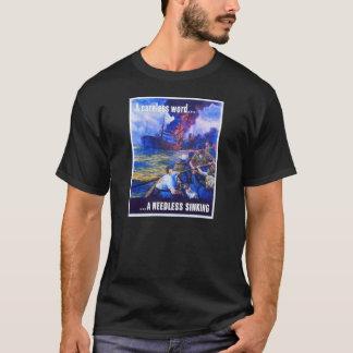 WW2 Poster T-Shirt